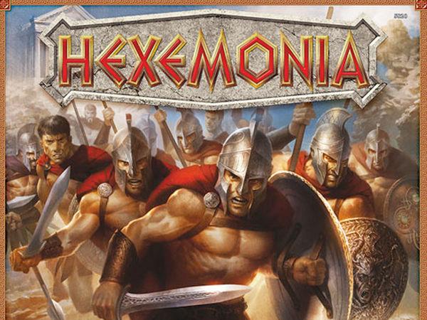 Bild zu Alle Brettspiele-Spiel Hexemonia