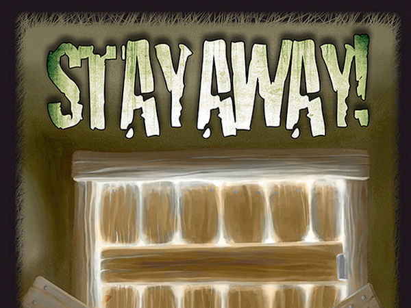 Bild zu Alle Brettspiele-Spiel Stay Away!
