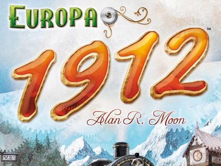 Zug um Zug: Europa 1912