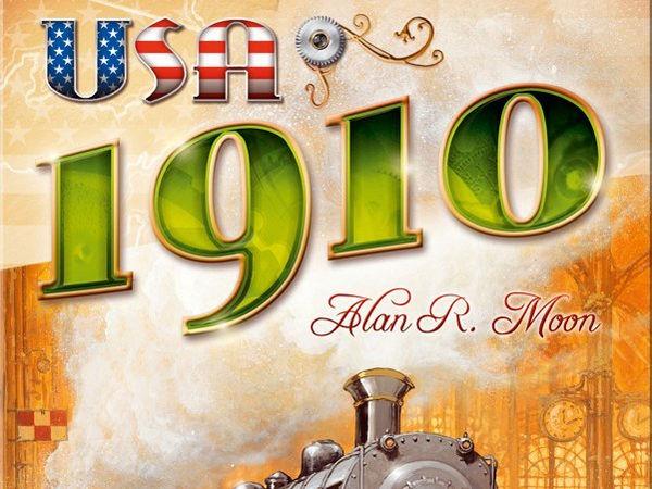 Bild zu Alle Brettspiele-Spiel Zug um Zug: USA 1910