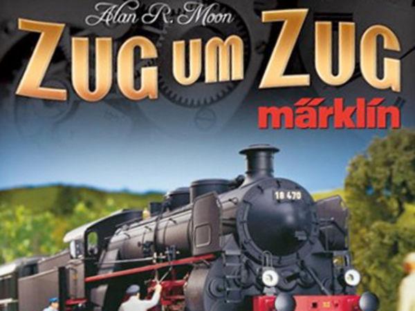Bild zu Alle Brettspiele-Spiel Zug um Zug: Die Märklin Edition