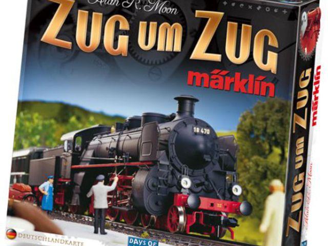 Zug um Zug: Die Märklin Edition Bild 1