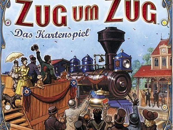 Bild zu Alle Brettspiele-Spiel Zug um Zug: Das Kartenspiel