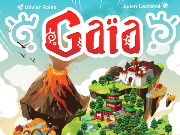 Bild zu Alle Brettspiele-Spiel Gaïa