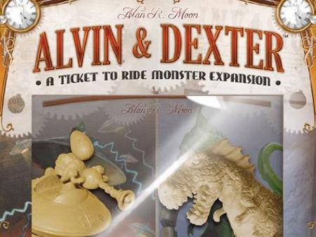 Zug um Zug: Alvin & Dexter
