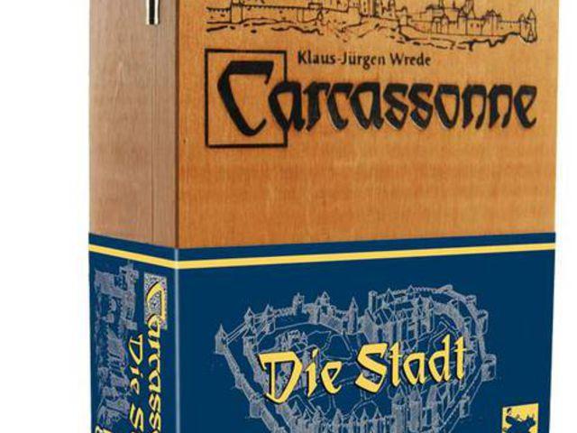Carcassonne: Die Stadt Bild 1