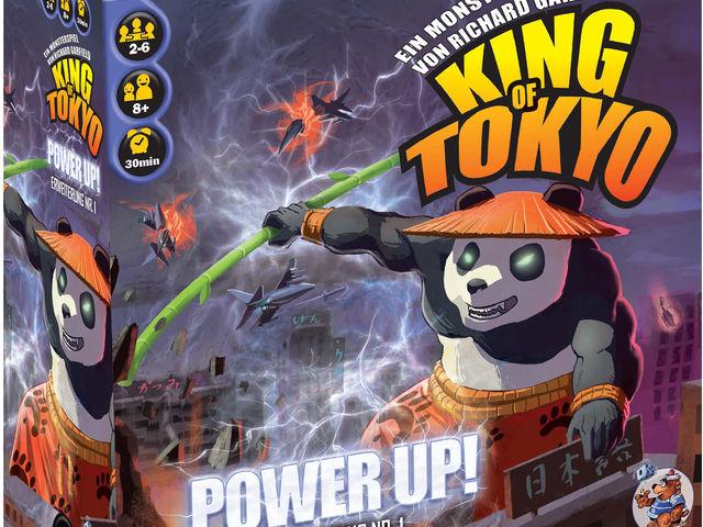 King of Tokyo: Power up! Bild 1
