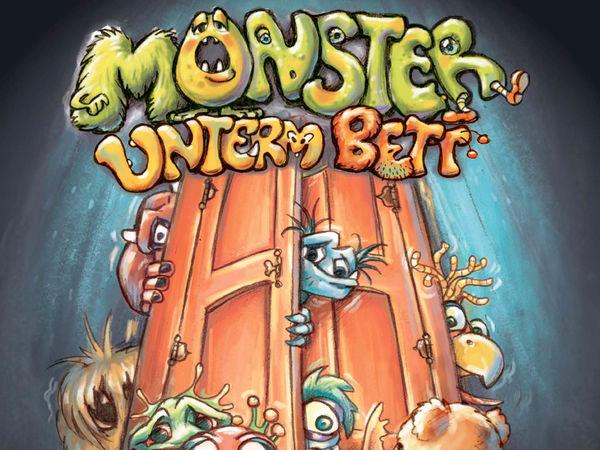 Bild zu Alle Brettspiele-Spiel Monster unterm Bett
