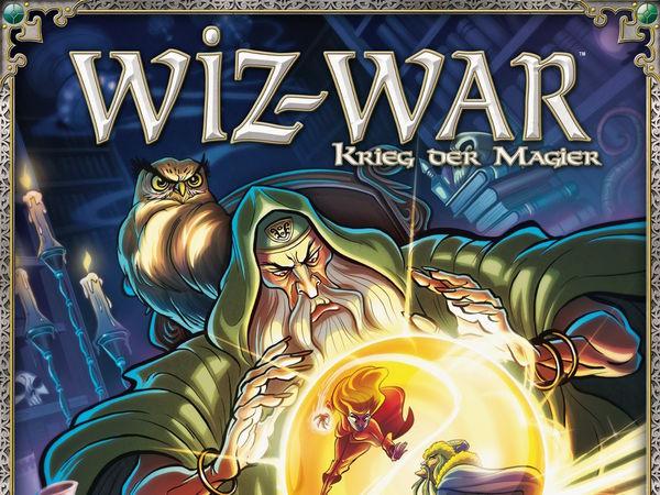 Bild zu Alle Brettspiele-Spiel Wiz-War: Krieg der Magier