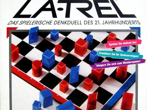Bild zu Alle Brettspiele-Spiel La-Trel