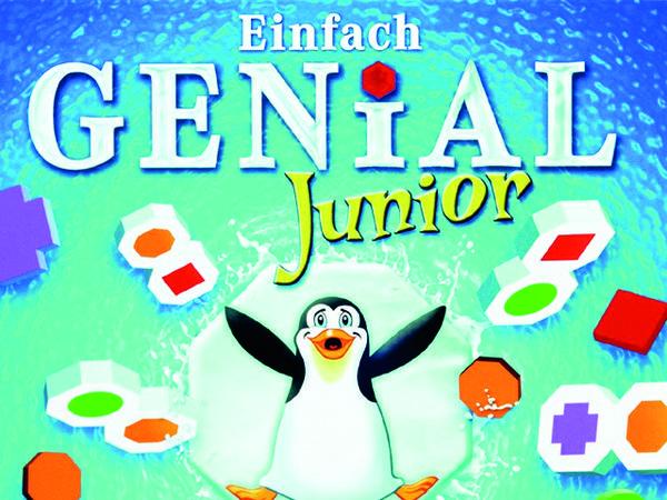 Bild zu Alle Brettspiele-Spiel Einfach Genial: Junior