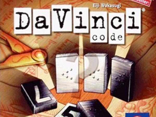 Bild zu Alle Brettspiele-Spiel Da Vinci Code