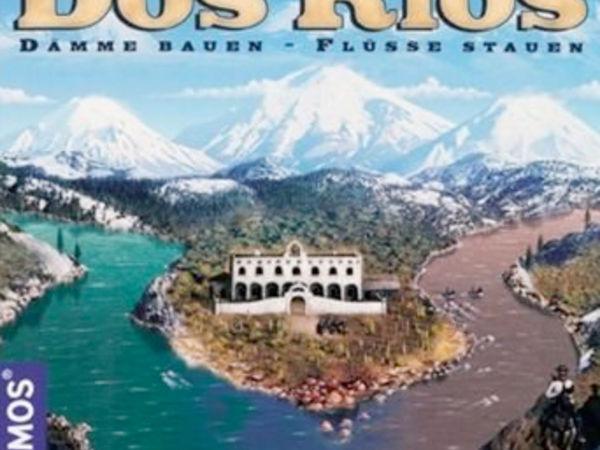 Bild zu Alle Brettspiele-Spiel Dos Rios