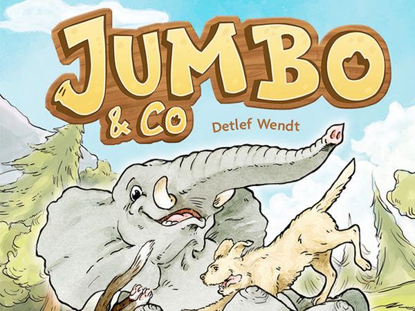 Bild zu Alle Brettspiele-Spiel Jumbo & Co