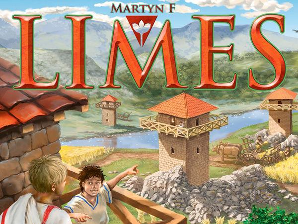 Bild zu Alle Brettspiele-Spiel Limes