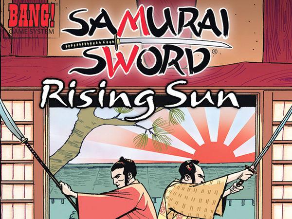 Bild zu Alle Brettspiele-Spiel Samurai Sword: Rising Sun