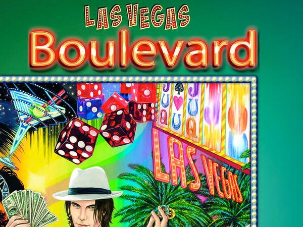 Bild zu Alle Brettspiele-Spiel Las Vegas Boulevard
