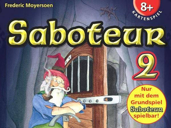 Bild zu Alle Brettspiele-Spiel Saboteur 2
