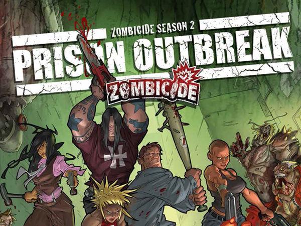 Bild zu Alle Brettspiele-Spiel Zombicide Season 2