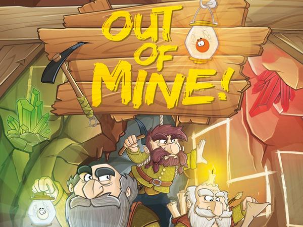 Bild zu Alle Brettspiele-Spiel Out of Mine