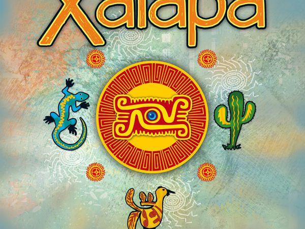 Bild zu Alle Brettspiele-Spiel Xalapa