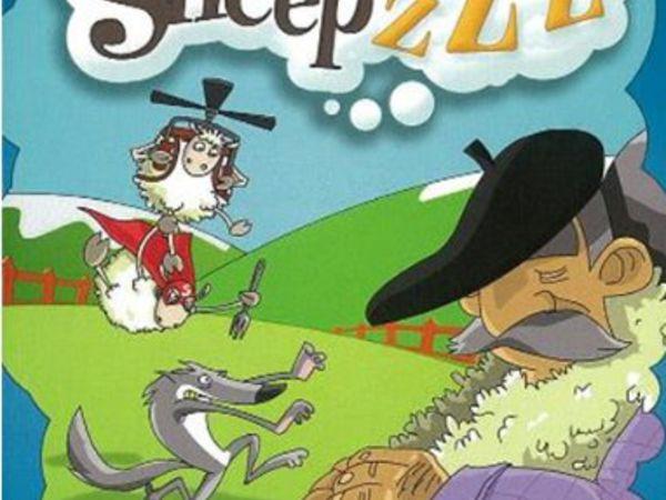 Bild zu Alle Brettspiele-Spiel Sheepzzz
