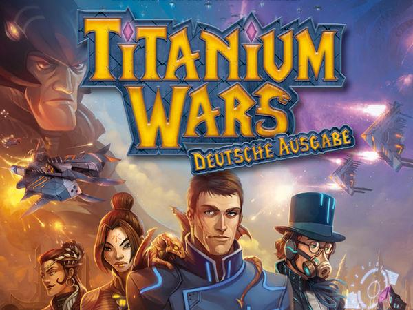 Bild zu Alle Brettspiele-Spiel Titanium Wars