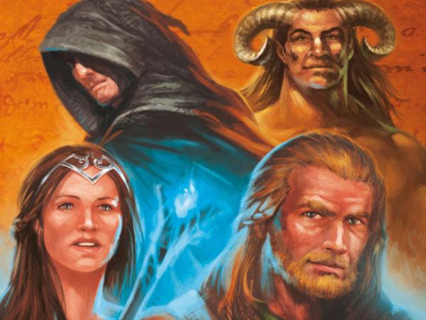 Bild zu Alle Brettspiele-Spiel Die Legenden von Andor: Neue Helden
