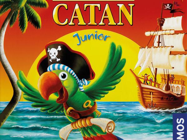 Bild zu Alle Brettspiele-Spiel Die Siedler von Catan Junior