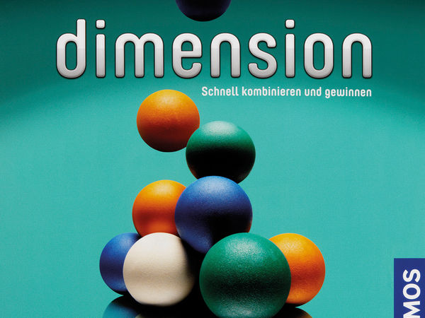Bild zu Alle Brettspiele-Spiel Dimension