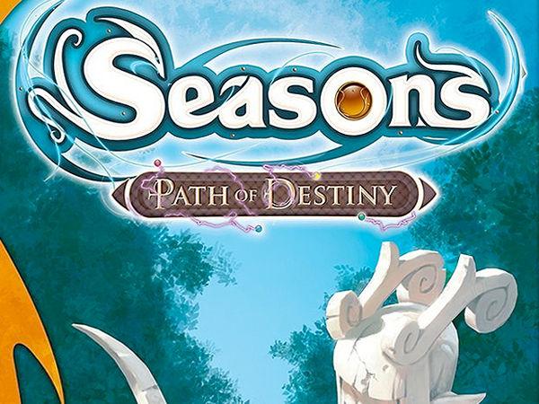 Bild zu Alle Brettspiele-Spiel Seasons: Path of Destiny