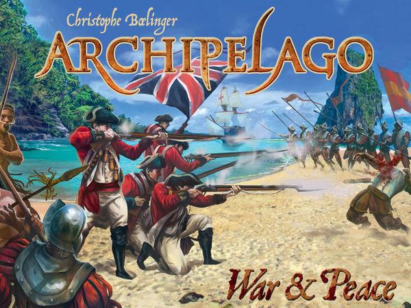 Bild zu Alle Brettspiele-Spiel Archipelago: Krieg und Frieden
