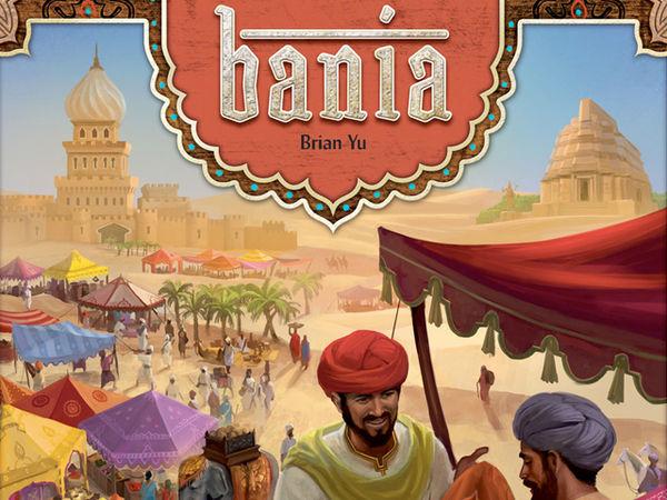 Bild zu Alle Brettspiele-Spiel Bania