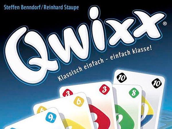 Bild zu Alle Brettspiele-Spiel Qwixx: Das Kartenspiel