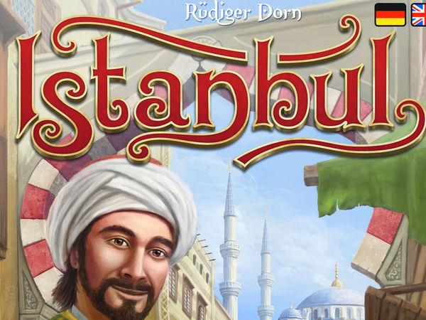 Bild zu Alle Brettspiele-Spiel Istanbul