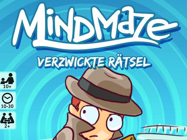 Bild zu Alle Brettspiele-Spiel MindMaze - Verzwickte Rätsel: Wahre Geschichten