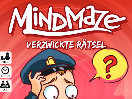 MindMaze: Kriminalfälle