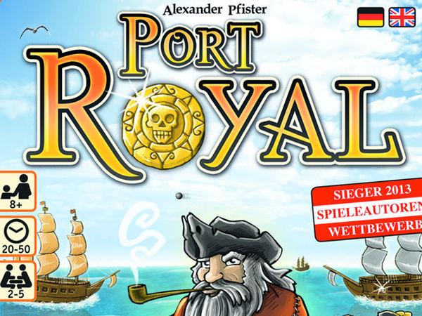 Bild zu Alle Brettspiele-Spiel Port Royal