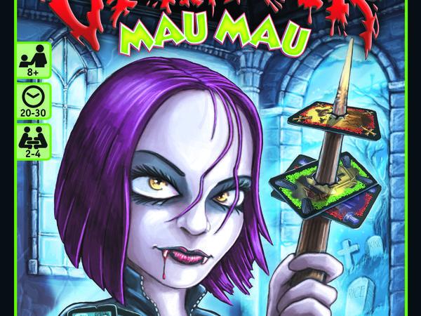 Bild zu Alle Brettspiele-Spiel Vampir Mau Mau