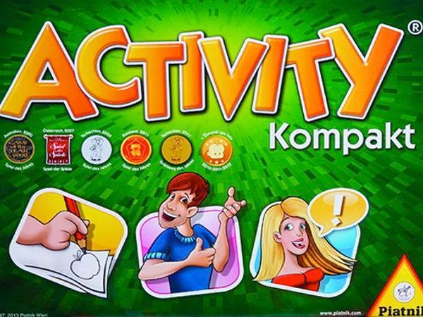 Bild zu Alle Brettspiele-Spiel Activity kompakt
