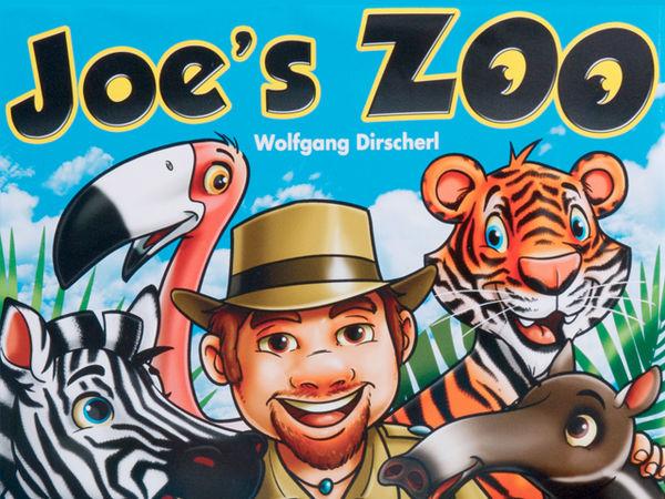 Bild zu Alle Brettspiele-Spiel Joe's Zoo