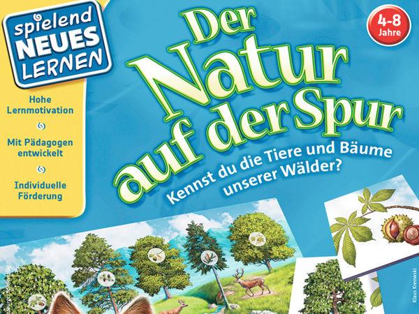 Bild zu Alle Brettspiele-Spiel Der Natur auf der Spur