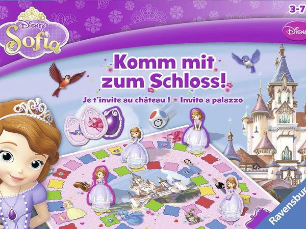 Bild zu Alle Brettspiele-Spiel Komm mit zum Schloss!