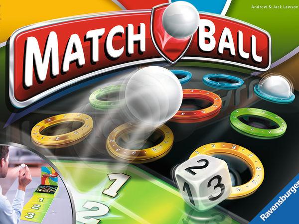 Bild zu Alle Brettspiele-Spiel Matchball
