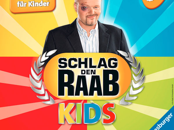 Bild zu Alle Brettspiele-Spiel Schlag den Raab: Kids