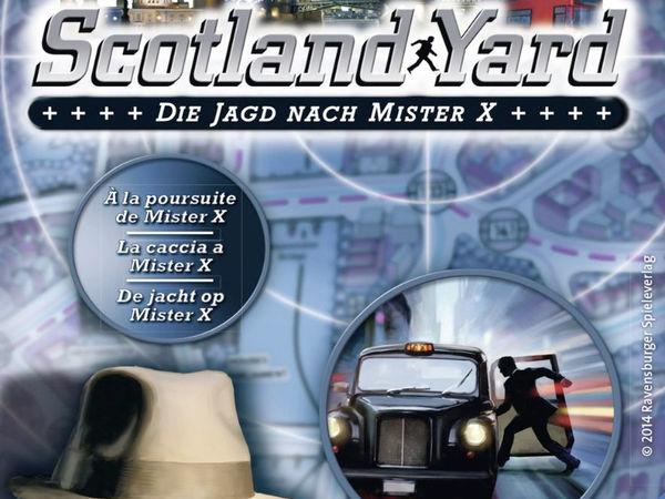 Bild zu Alle Brettspiele-Spiel Scotland Yard: Mitbringspiel