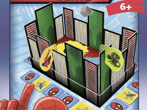 Bild zu Alle Brettspiele-Spiel Ultimate Spider-Man Game