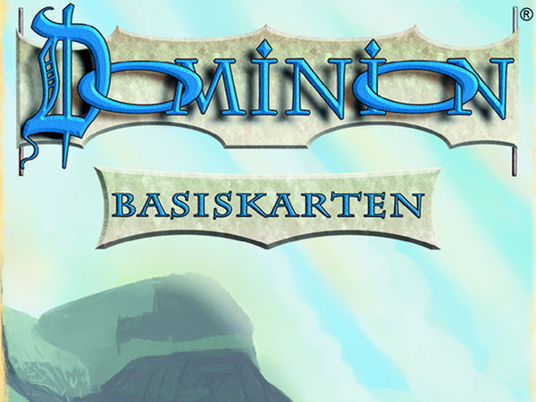 Bild zu Alle Brettspiele-Spiel Dominion: Basiskarten