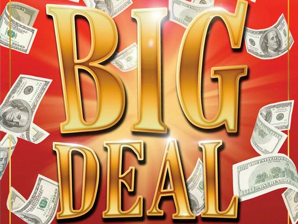 Bild zu Alle Brettspiele-Spiel Big Deal