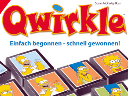 Qwirkle: Die Simpsons